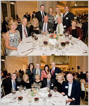 Wetoska Packaging hosted two tables at the CMMA dinner this fall.
